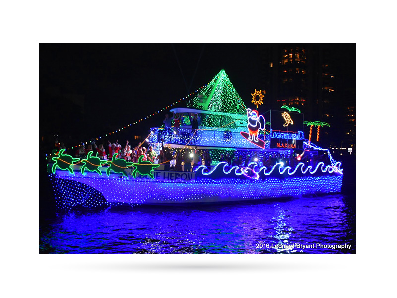 Palm Beach Holiday Boat Parade image