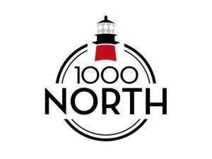 1000 North logo