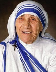 Image of Mother Teresa